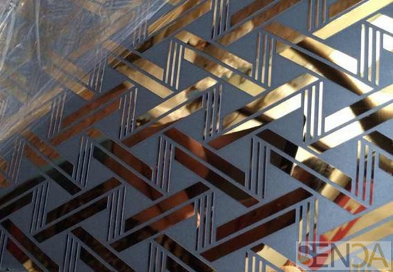 Stainless Steel Sheets Etched Finishes05
