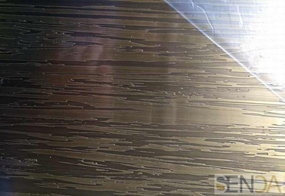 Stainless Steel Sheets Etched Finishes04
