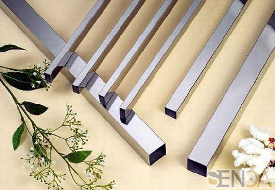 Stainless Steel #8 Mirror Welded Pipes &Tubes